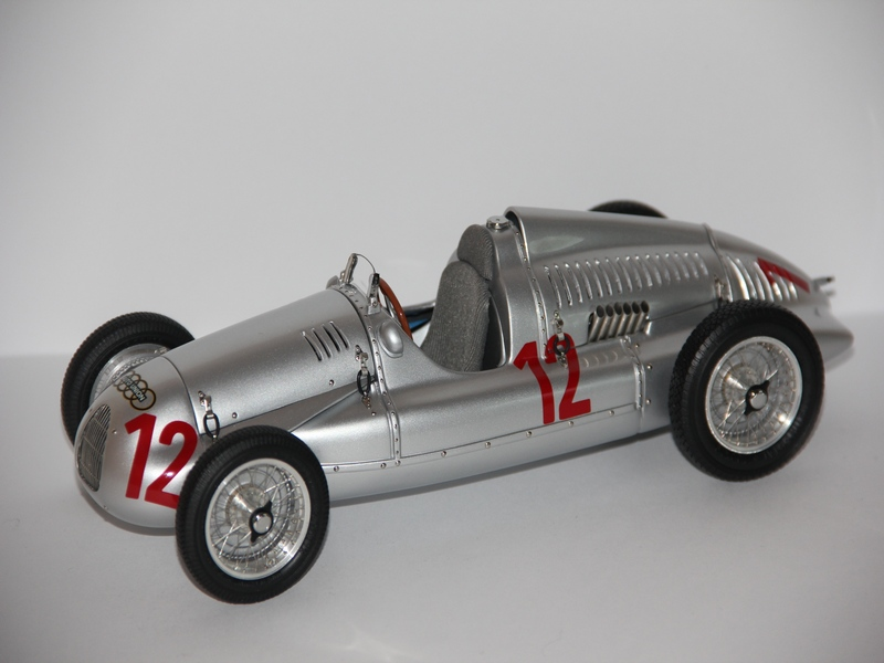 AUTO UNION TYP D #12 1939 (LIMIT 1500 KS)