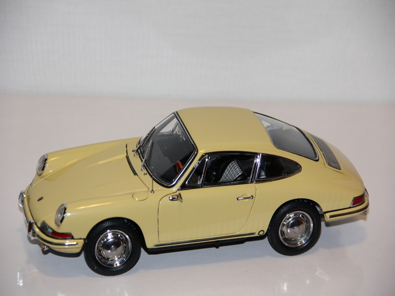 PORSCHE 901 1964 /gelb/ (LIMIT 5000KS)