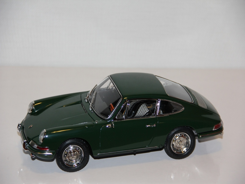 PORSCHE 901 1964 /grün/ (LIMIT 5000KS)