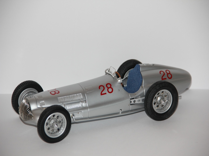 MERCEDES-BENZ W154 #28 1938 (LIMIT 1000 KS)
