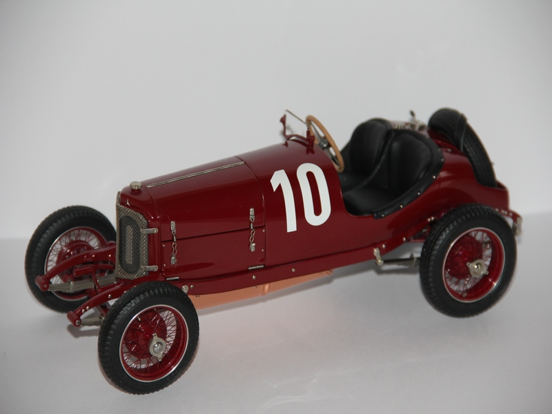 MERCEDES-BENZ TARGA FLORIO No.10 1924