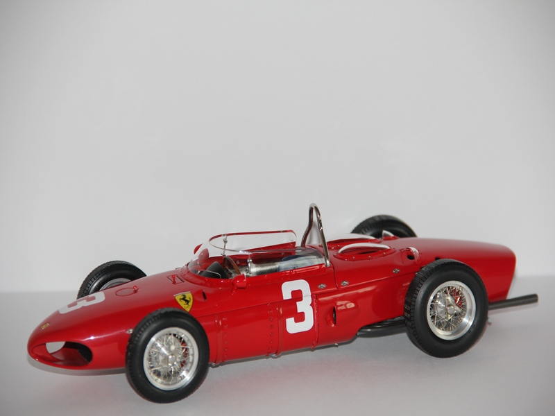 FERRARI DINO 156 #3 1961 (LIMIT 6000 KS)