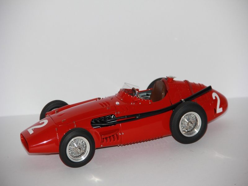 MASERATTI 250F #2 1957 GP FRANCIE (LIMIT 2000 KS)